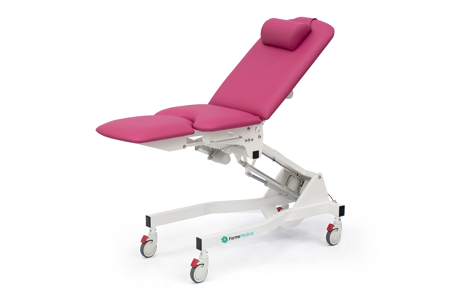 Examination Couch Amethyst for Gynaecology Ultrasound
