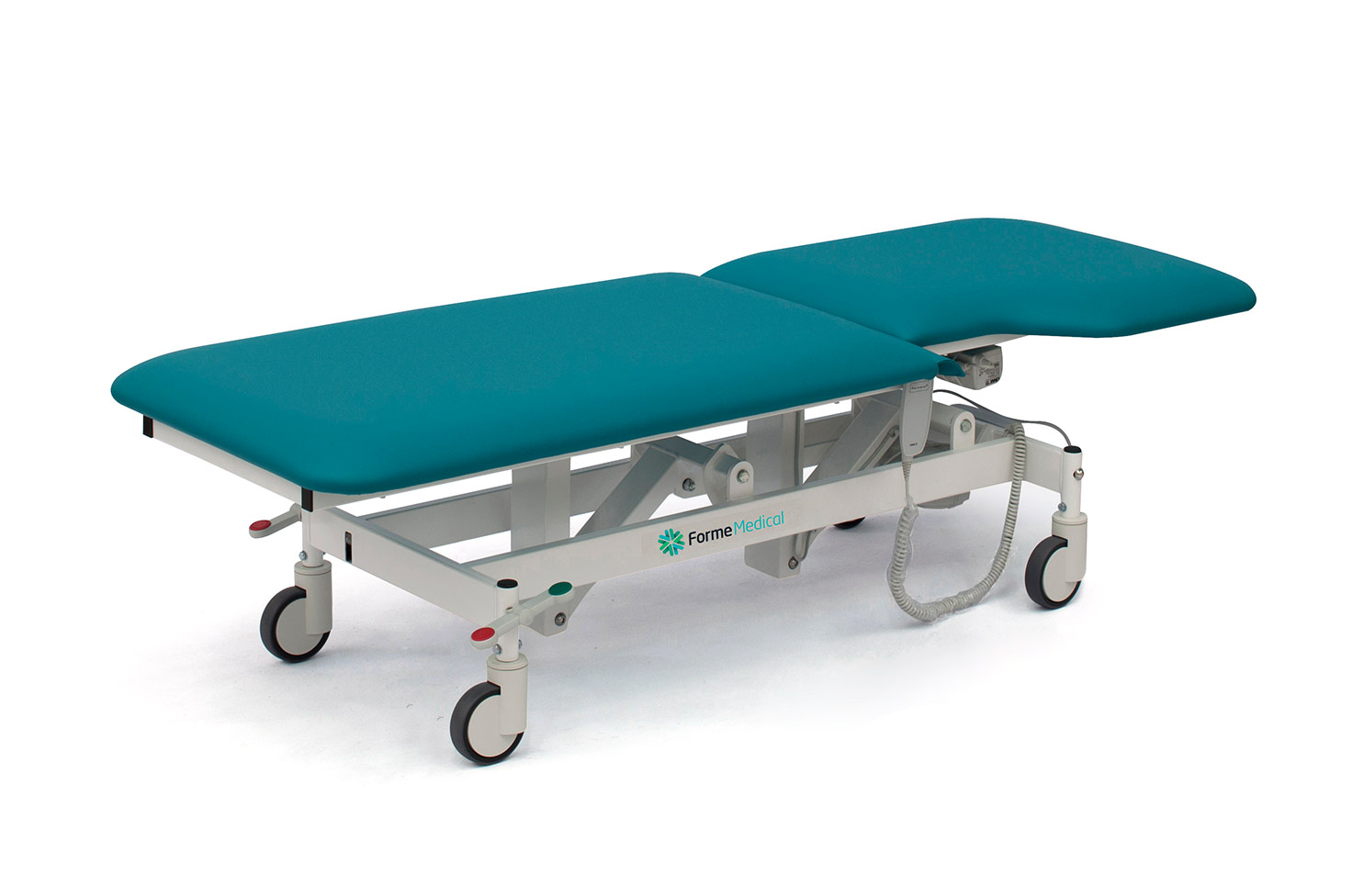 Examination Couch Quartz for Cardiology