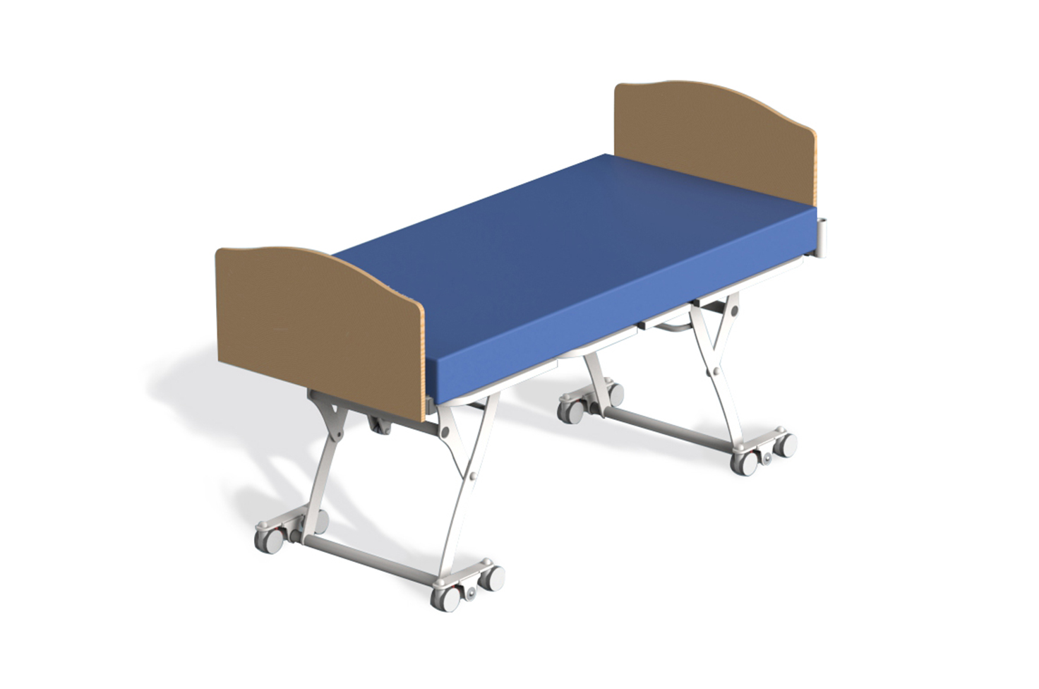 Low Hospital (Aged Care) Beds