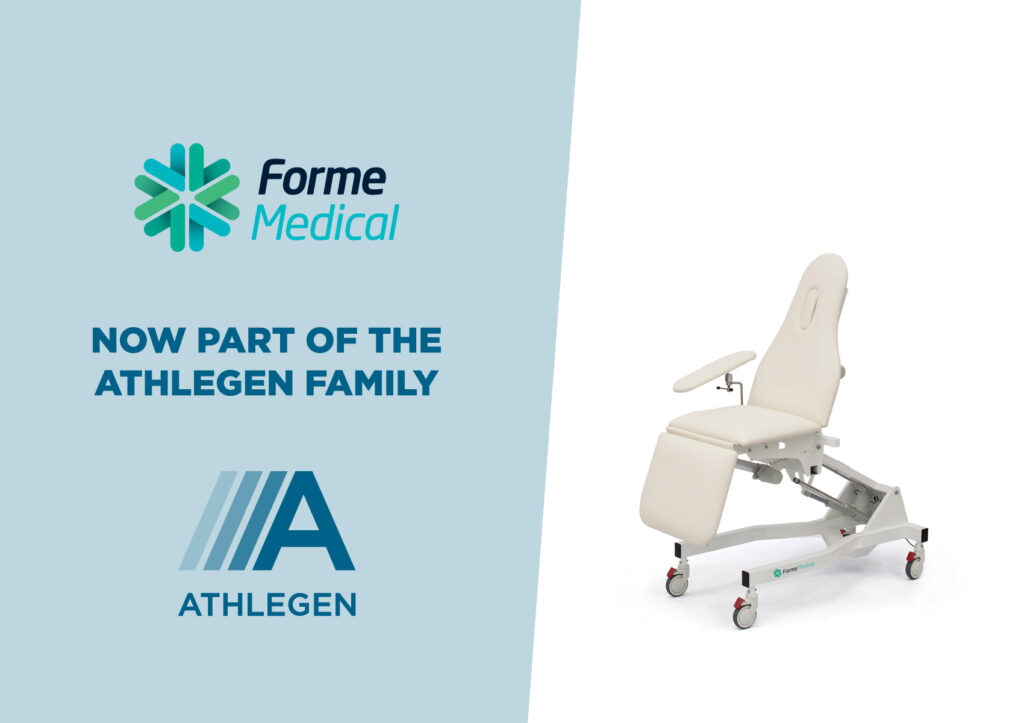 Forme Medical Pty Ltd. business acquired by Alevo Pty Ltd, trading as Athlegen